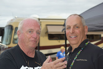 Photo: Rich Halverson  and Paul deBerjeois