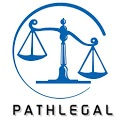 App for lawyers, law students & legal advice icon