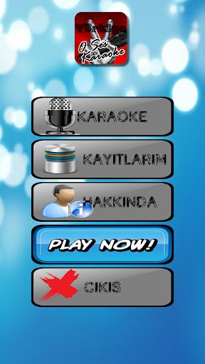 O Ses Karaoke: Oyun Türkiye
