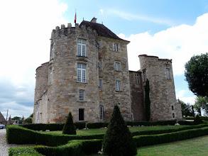 Photo: le chateau de la reine margot