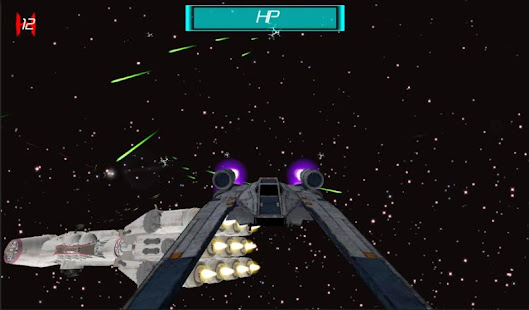 X-Wing Flight - náhled