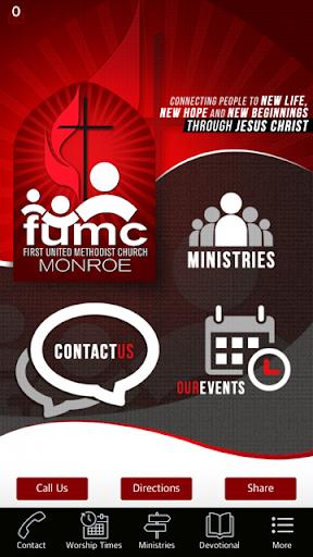 First United Methodist Monroe