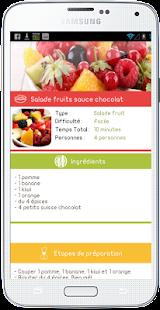 Préparer une salade de fruits - náhled