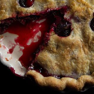 Double-Crust Summer Berry Pie
