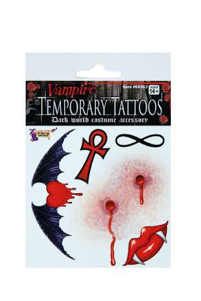Tatuering, vampyr