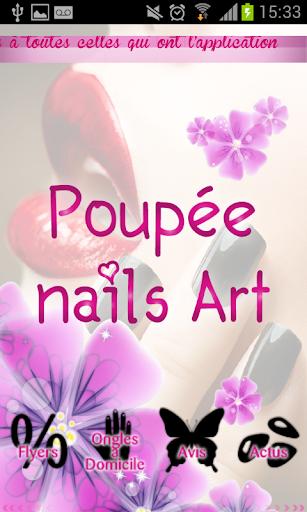 Poupée Nails Art