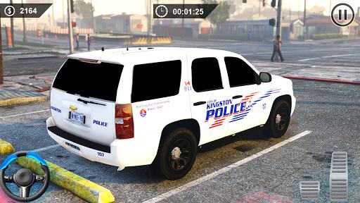 Spooky Stunt Crazy Police Parking 2020 0.1 screenshots 1
