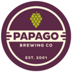 Logo for Papago Brewing Company
