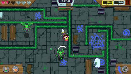 Dizzy Knight APK screenshot thumbnail 2