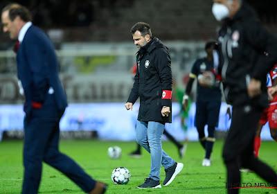 """Ivan Leko geeft eigen fout ruiterlijk toe: """"Die eerste helft was mijn fout. Gelukkig was het maar 1-0"""""""