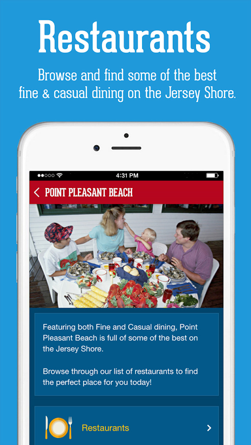 Point Pleasant Beach- screenshot