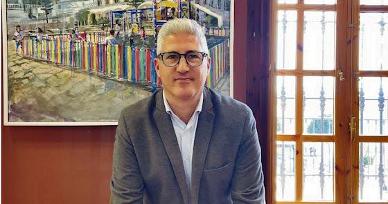 Ismael Torres deja temporalmente la Alcaldía de Huércal de Almería