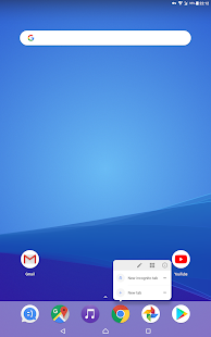 X Launcher Screenshot