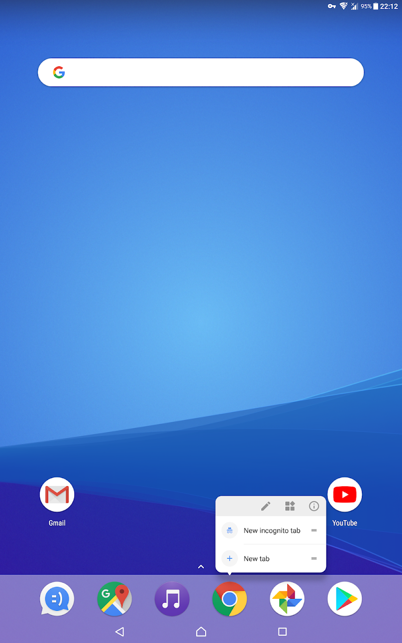 X Launcher Screenshot 6
