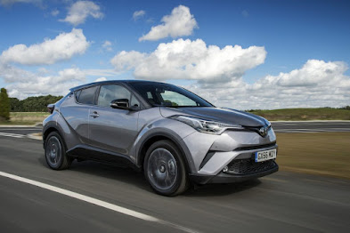 New Toyota has plenty of style