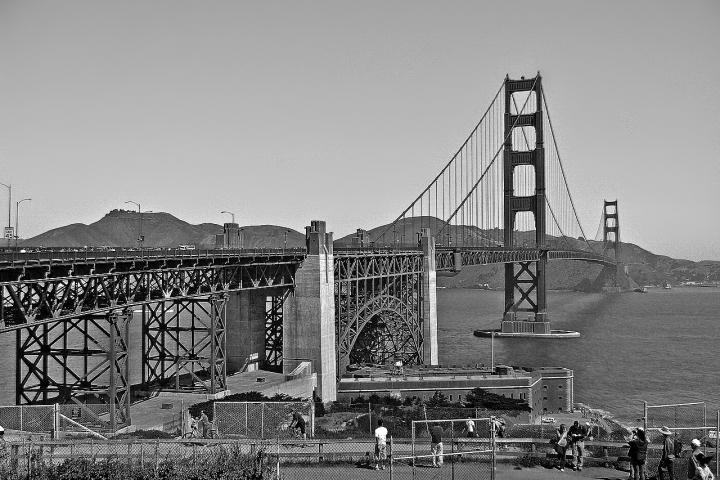 Golden Gate Bridge di photofabi77