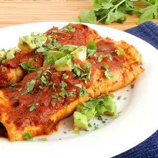 The Best Paleo Beef Enchiladas