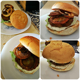 All Veggie Burger