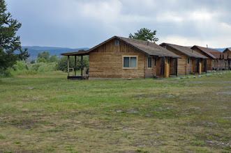 Photo: Slide Inn Cabins- Mad River Outfitters Montana Trips