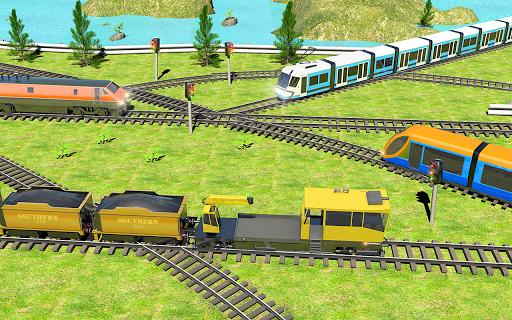 Indian Train City 2019 u2013 Oil Trains Game Driving filehippodl screenshot 11