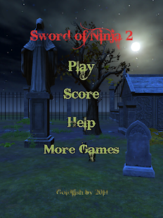 Sword of Ninja 2 Free- screenshot thumbnail