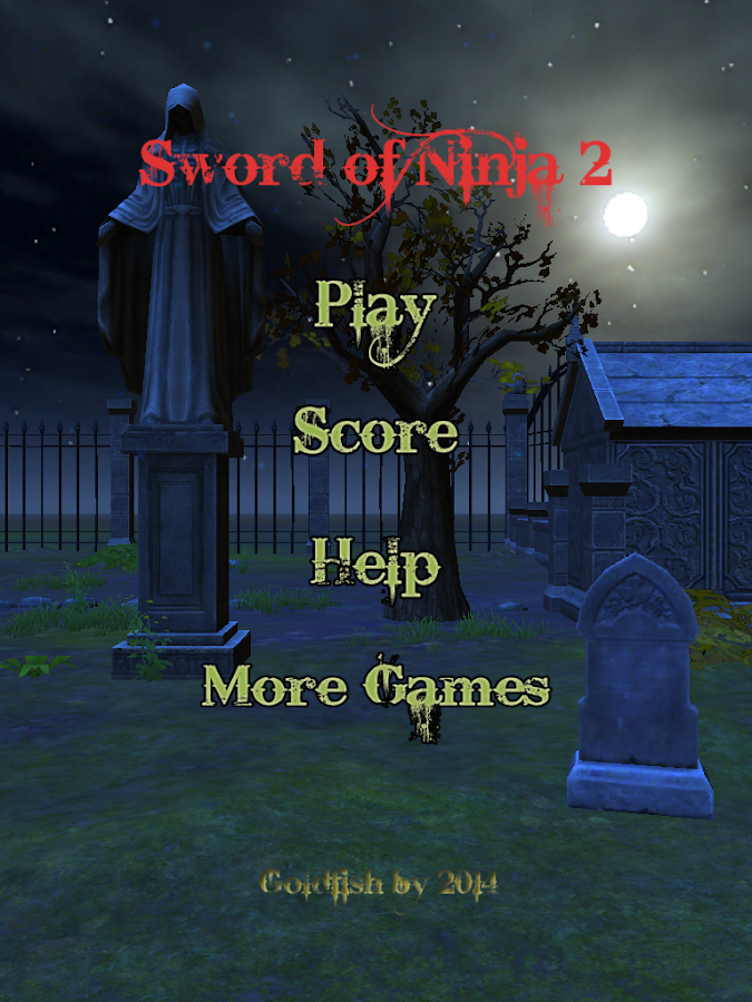 Sword of Ninja 2 Free- screenshot