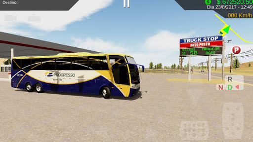 SKINS HEAVY BUS SIMULATOR 1.5 screenshots 1