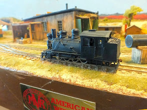 Photo: 098 John Spratley's impressively stocky 2-8-2 saddle tank loco on the FC Del Rio Palpo .