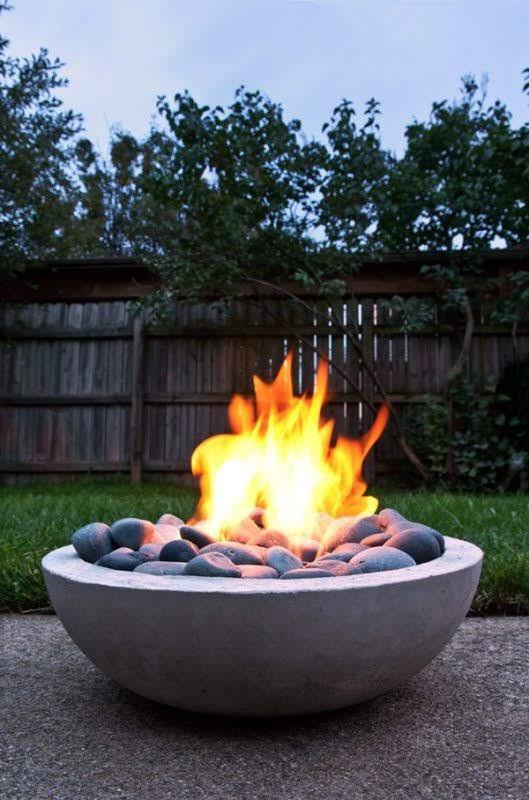 fire pit ideas image