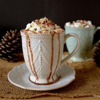 French Vanilla Hot Chocolate Recipe