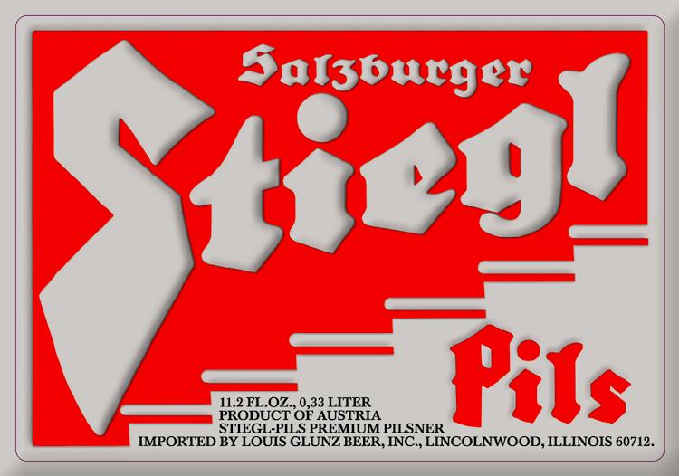 Logo of Stiegl-Pils