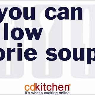 No Calorie Soup Recipes.