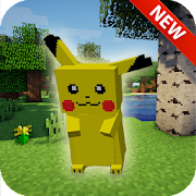 Pixelmon Mod for MCPE by CracksDevs icon