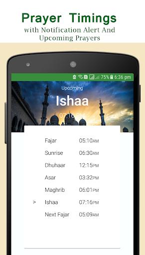 Ramadan 2018 & Prayer timings, Qibla Compass for PC