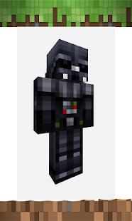 Last Jedi Lightsaber Skin for MCPE - náhled