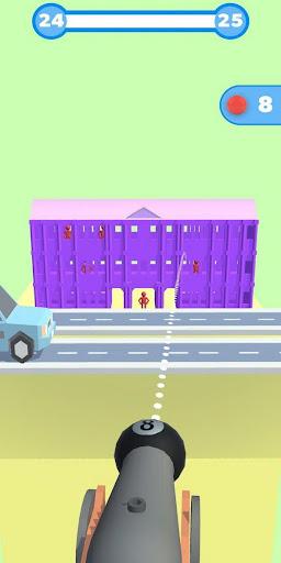 Slingshot Smash: Shooting Range apkmr screenshots 6