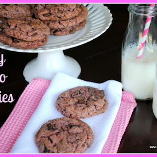 Berry Oreo Cookies
