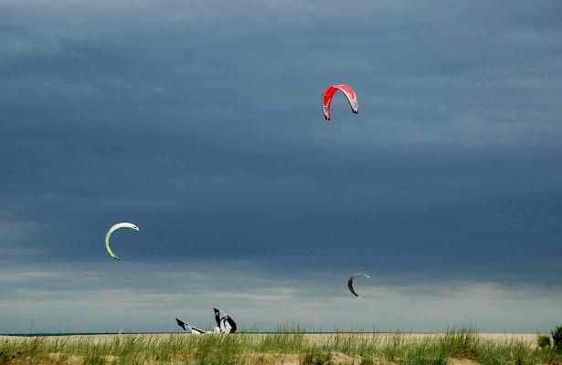 Vele o ali ma indispensabili per il kite surf di benny48