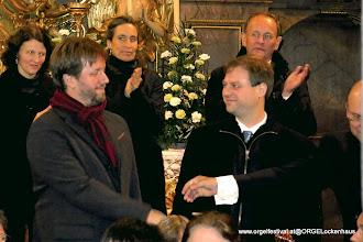 Photo: Markus Volpert und Wilhelm Spuller Foto: Michael Loibl