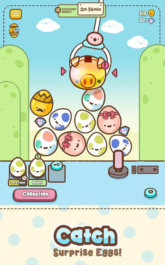 Clawbert- screenshot