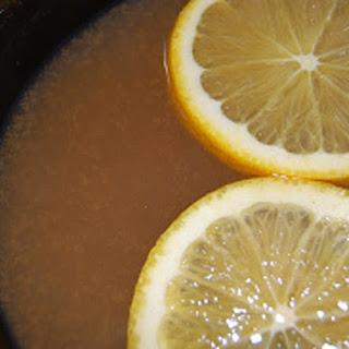 Slow Cooker Hot Mulled Cider