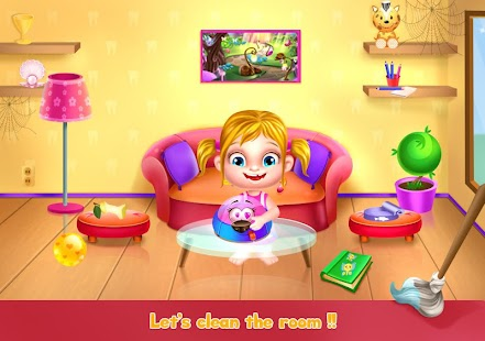 Tooth Fairy Little Helper - Cleaning & Home Chores- screenshot thumbnail