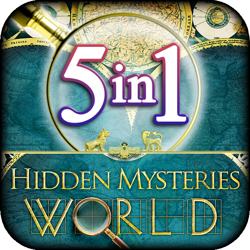 Hidden Object Mystery Worlds Exploration 5-in-1 file APK for Gaming PC/PS3/PS4 Smart TV