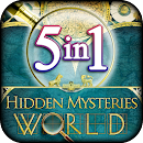 Hidden Object Mystery Worlds Exploration 5-in-1 file APK Free for PC, smart TV Download