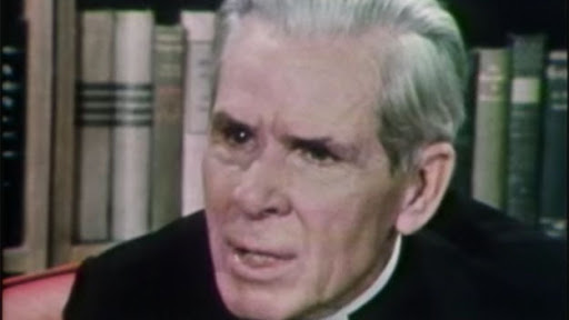 What a noted religious leader said about Islam in 1952