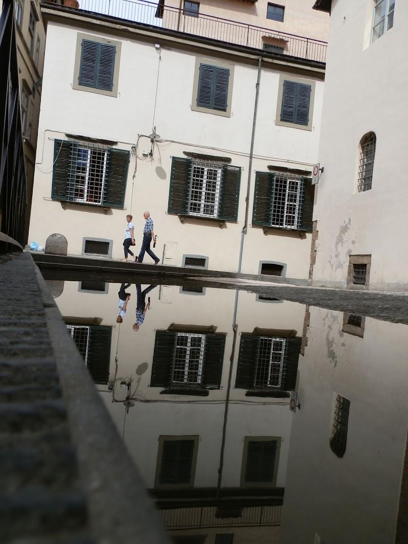 Non è uno specchio, è un FT? di Stefano Pelleriti