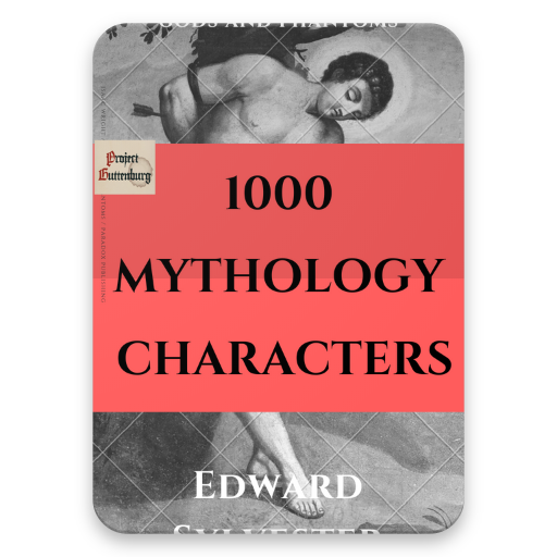 1000 Mythological Characters  eBook & Audio book 5 screenshots 1