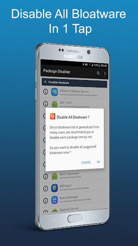 EZ Package Disabler (Samsung) 1.2.4 Patched APK