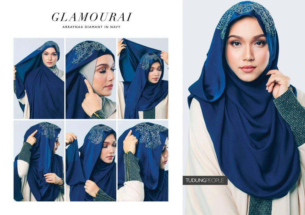 Hijab Tutorial Step By Step Android Apps On Google Play