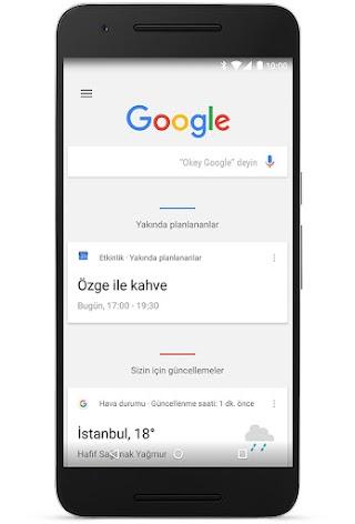Google uygulaması
